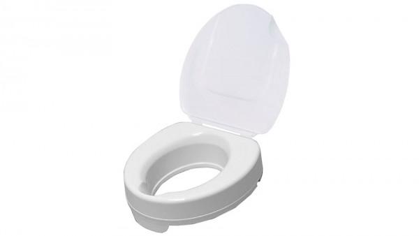 Toilettensitzerhöhung Ticco mit Deckel
