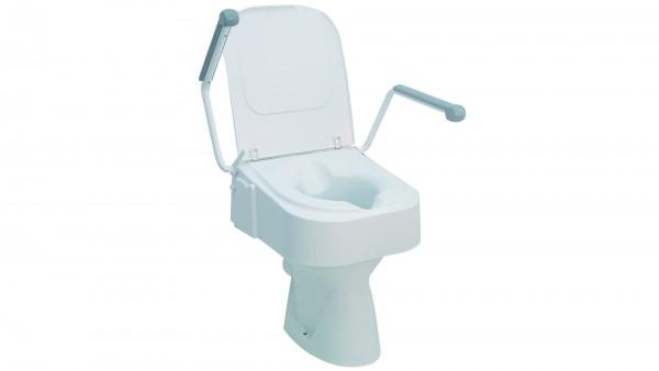 TSE150 Toilettensitzerhoehung mit Armlehnen von Drive