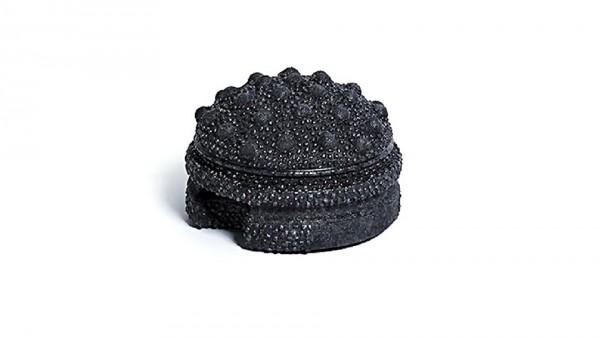 BLACKROLL Twister schwarz, von oben