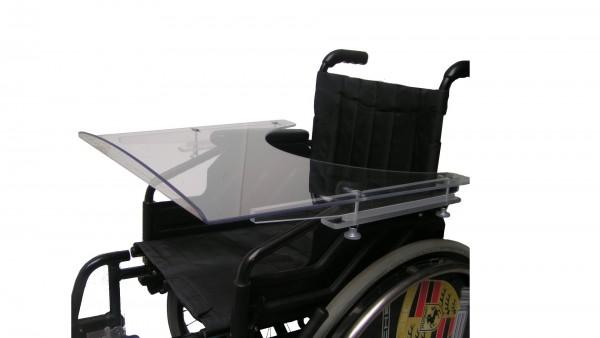 Therapietisch für Rollstühle - 5mm