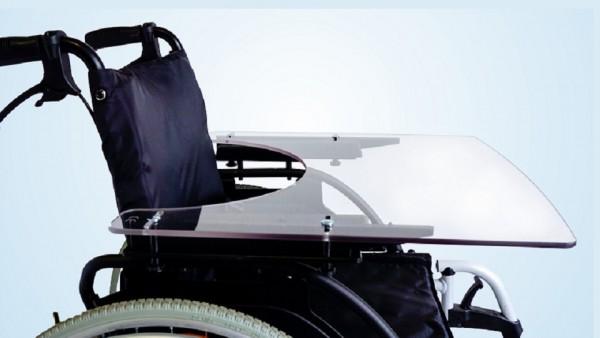 Therapietisch für Rollstühle - 8mm